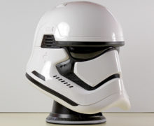 Review – 1:1 Stormtrooper Helmet Bluetooth Speaker