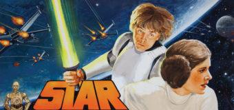 Tom Beauvais Star Wars Poster Artwork