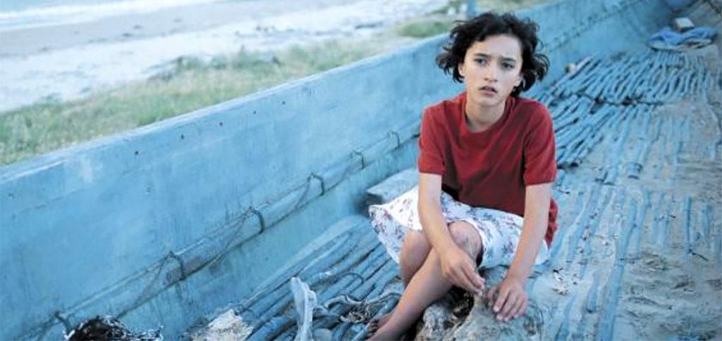 Keisha Castle-Hughes Oscar Nomination