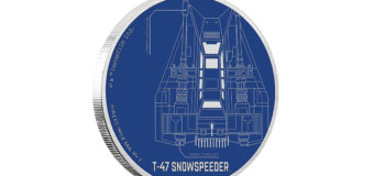 Snowspeeder Coin at NZ Mint