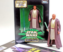 Flashback 1998: Preview Mace Windu Figure