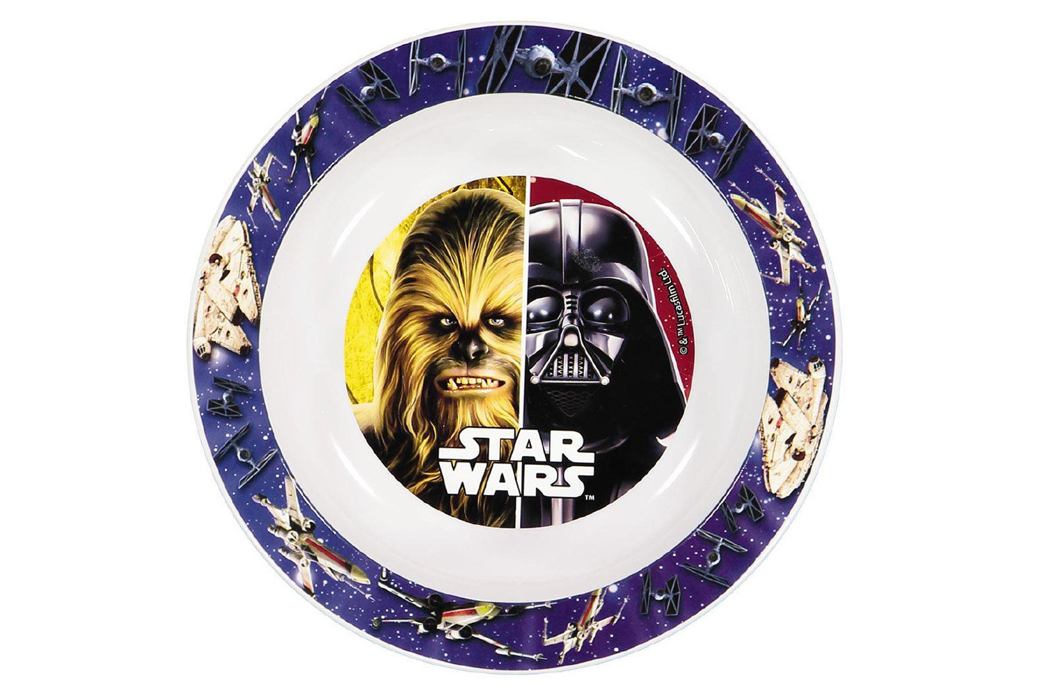 Some Star Wars goodies for even the youngest kids u2013 this plastic cutlery set and plate are only $2 per set at The Warehouse.  sc 1 st  SWNZ & Star Wars Cutlery and Plates for Kids - SWNZ Star Wars New Zealand