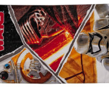 The Force Awakens Towel at The Warehouse