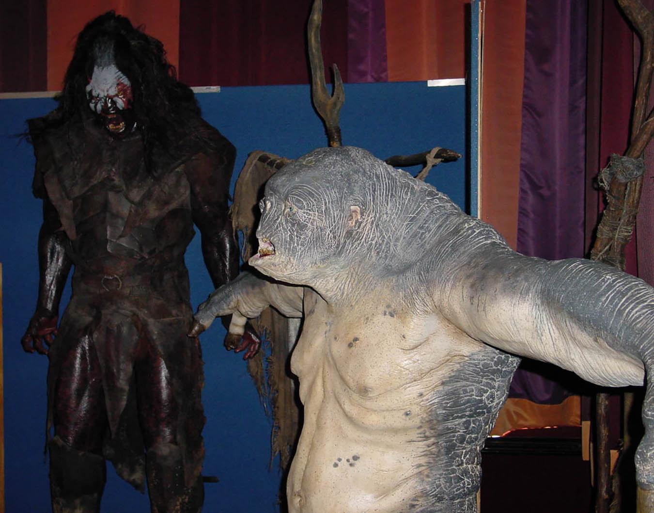 Weta 'Lord of the Rings' Display