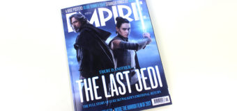 October Empire Magazine – The Last Jedi