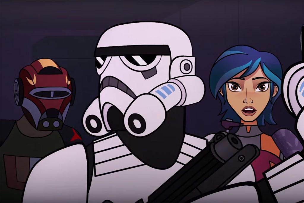 Forces of Destiny - Newest Recruit