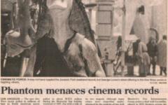 The Phantom Menace, 10 June 1999