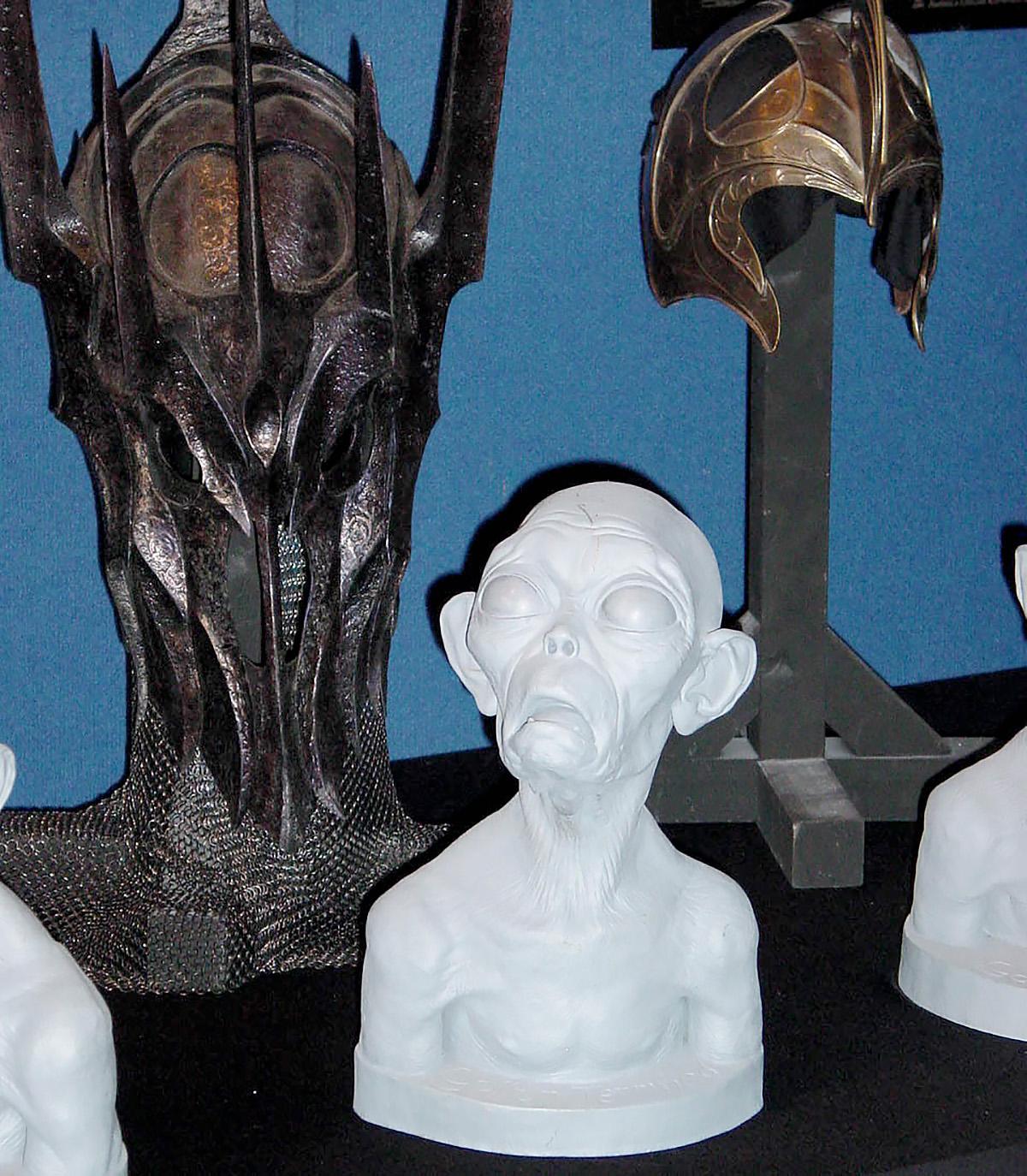 Weta 'Lord of the Rings' Display