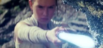 The Last Jedi Trailer and Tickets