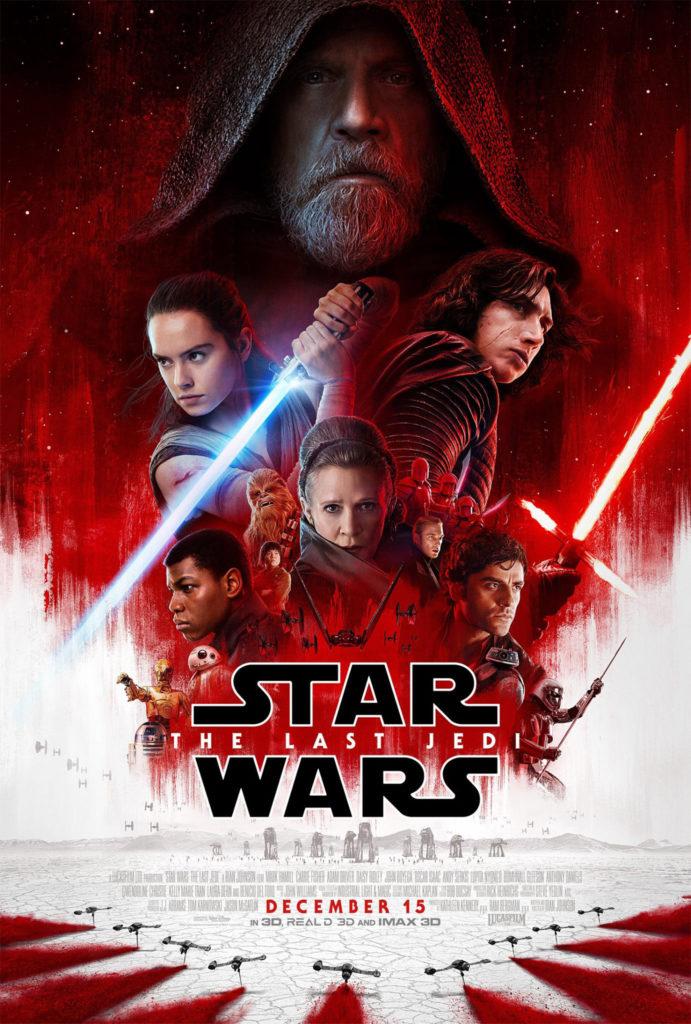 The Last Jedi Trailer & Poster