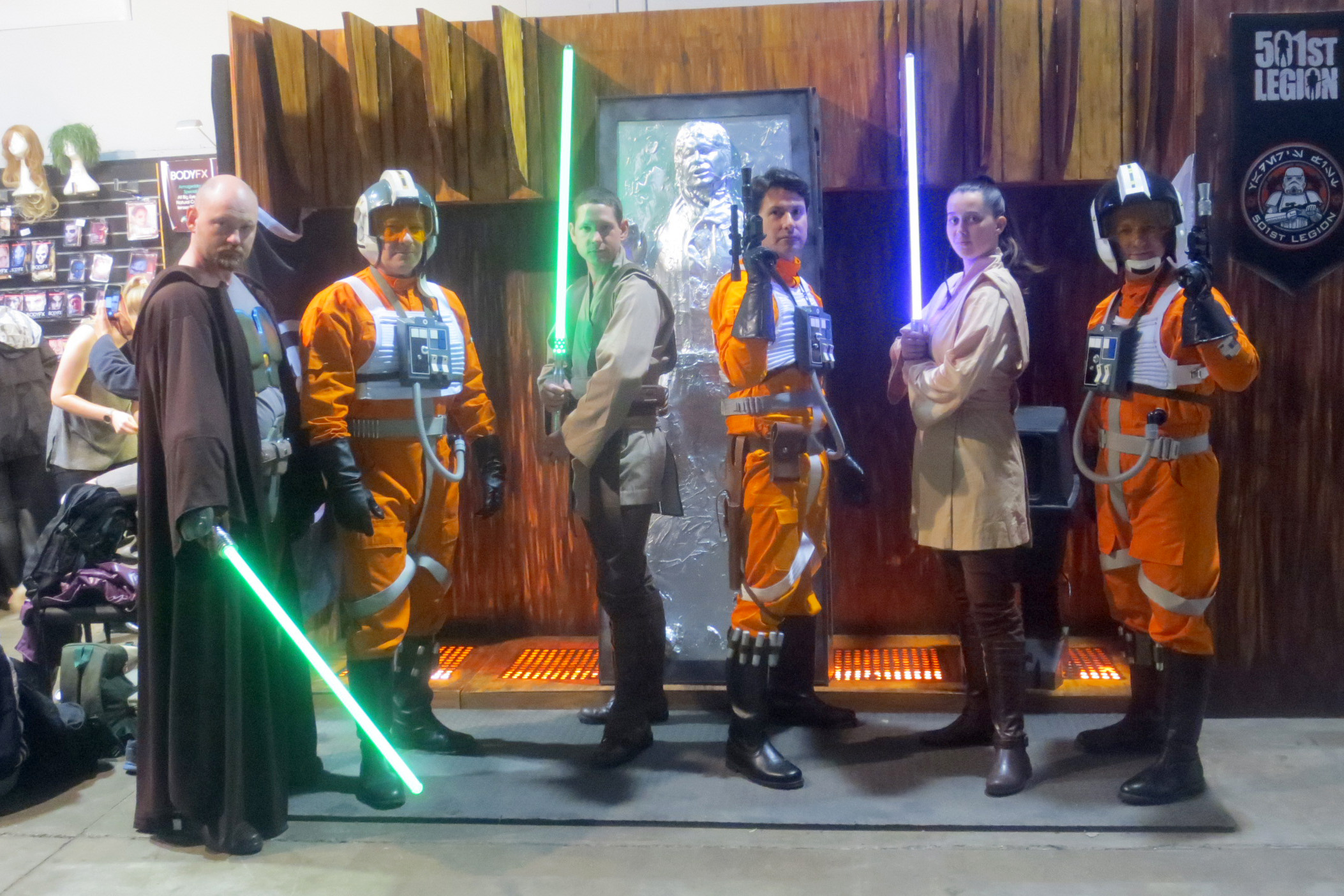 Rebel Legion - Auckland Armageddon Expo 2017