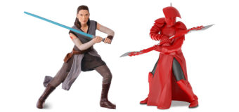 2017 Star Wars Hallmark Ornaments at Briscoes