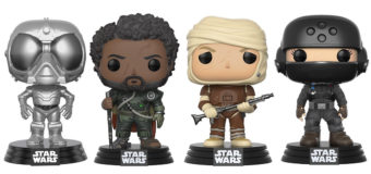 Exclusive Star Wars Pop Vinyls at Mighty Ape