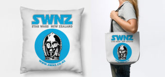 SWNZ Cushions and Tote Bags