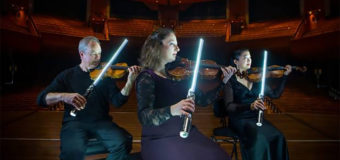 'A New Hope' With Live Orchestra