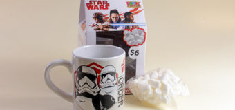New The Last Jedi Mug & Advent Calendar