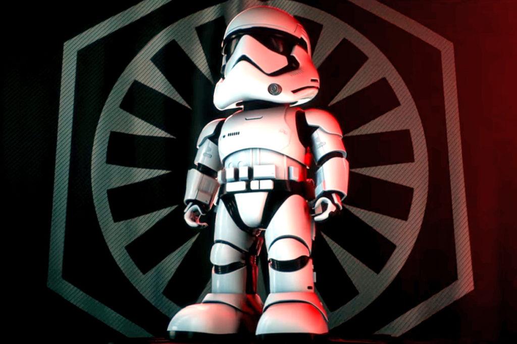 UBTech Interactive Stormtrooper