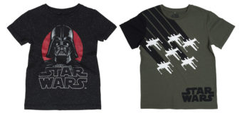 New Kid's T-Shirt Designs at K-Mart