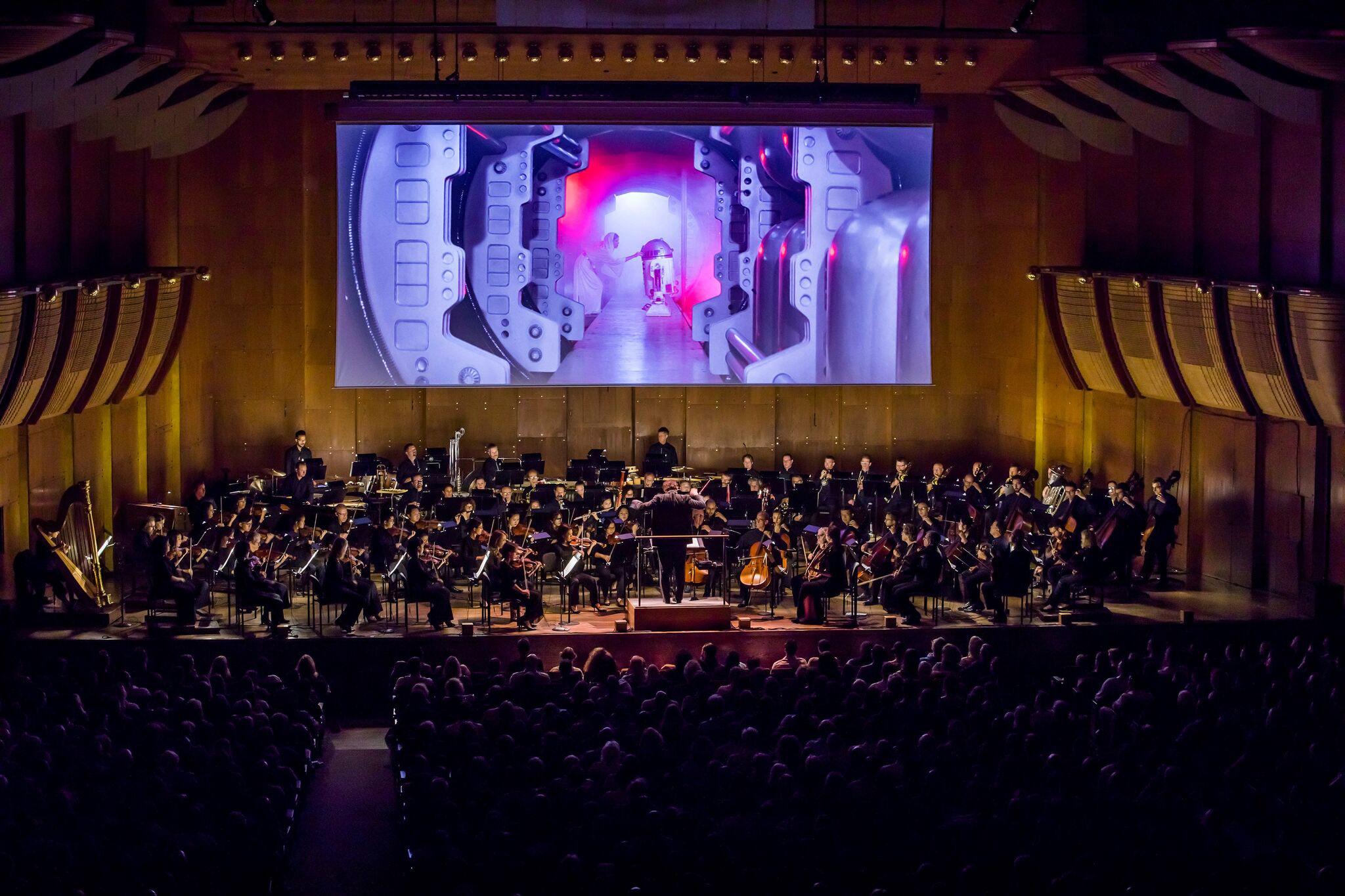 Nz Festival Star Wars In Concert Swnz Star Wars New