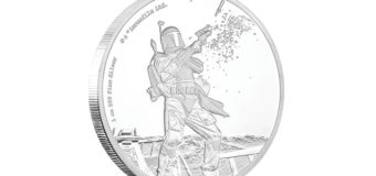 Boba Fett Coins from NZ Mint
