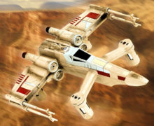 Star Wars Drones from Propel