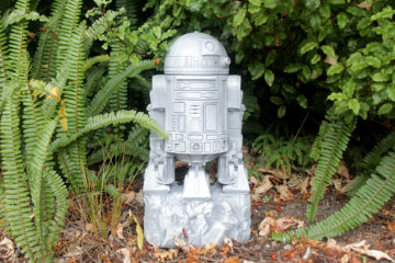 Star Wars Garden Ornaments