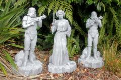 Star Wars Garden Ornaments