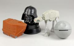 KFC Star Wars Action Toys