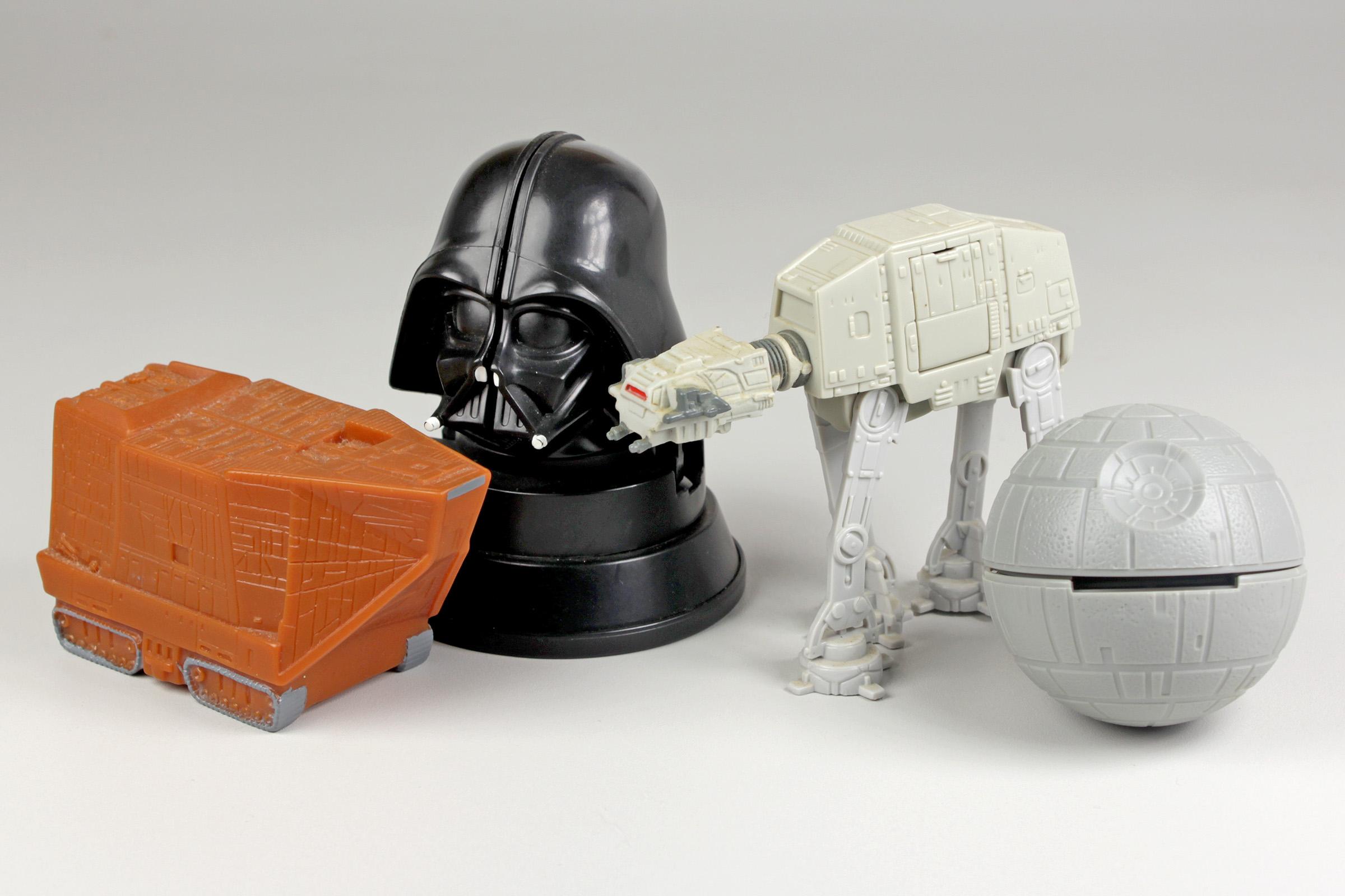 KFC Star Wars Action Toys