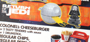 KFC Star Wars Special Edition Promotion, 1997