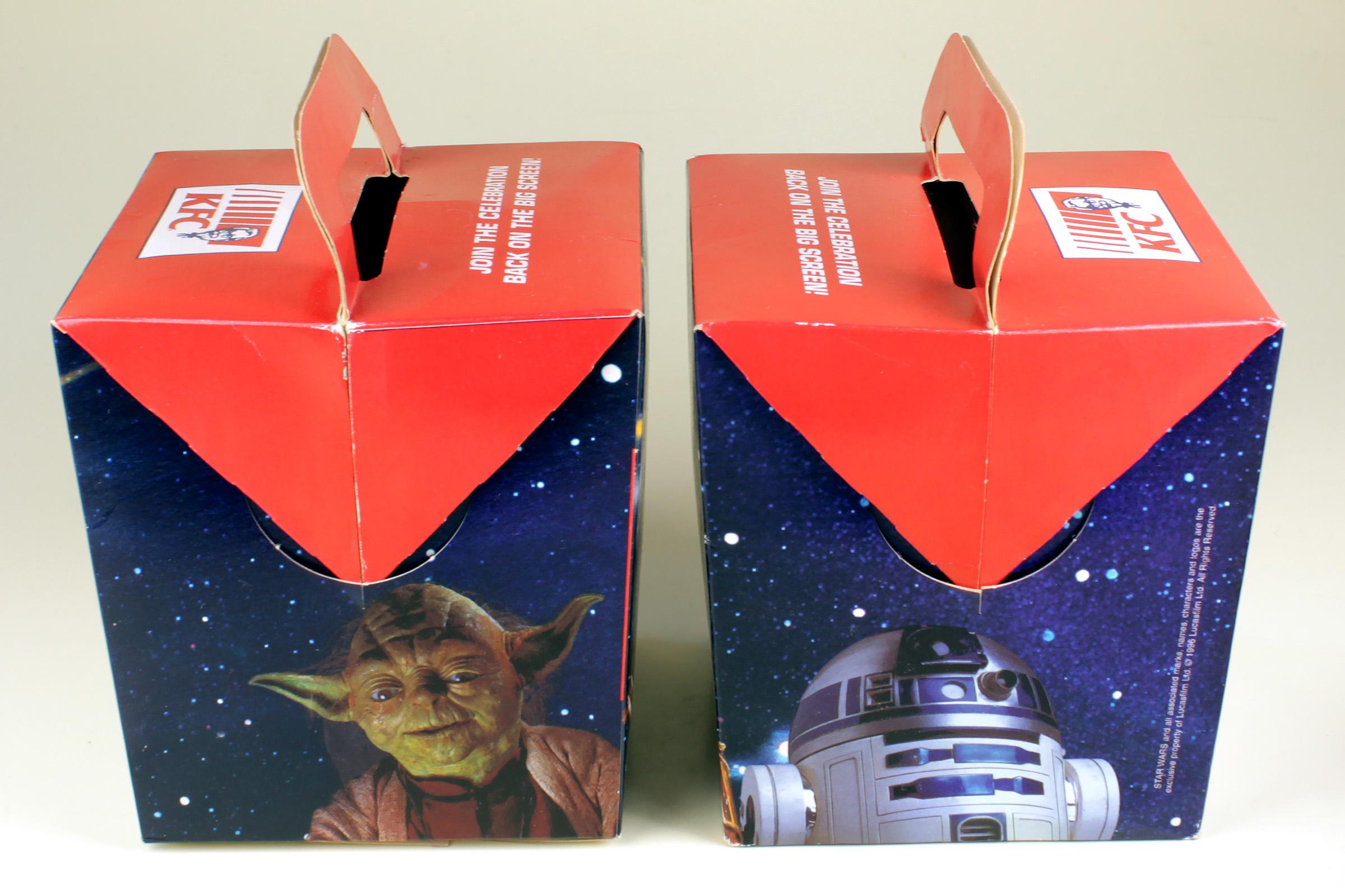 KFC Kid's Meal Box