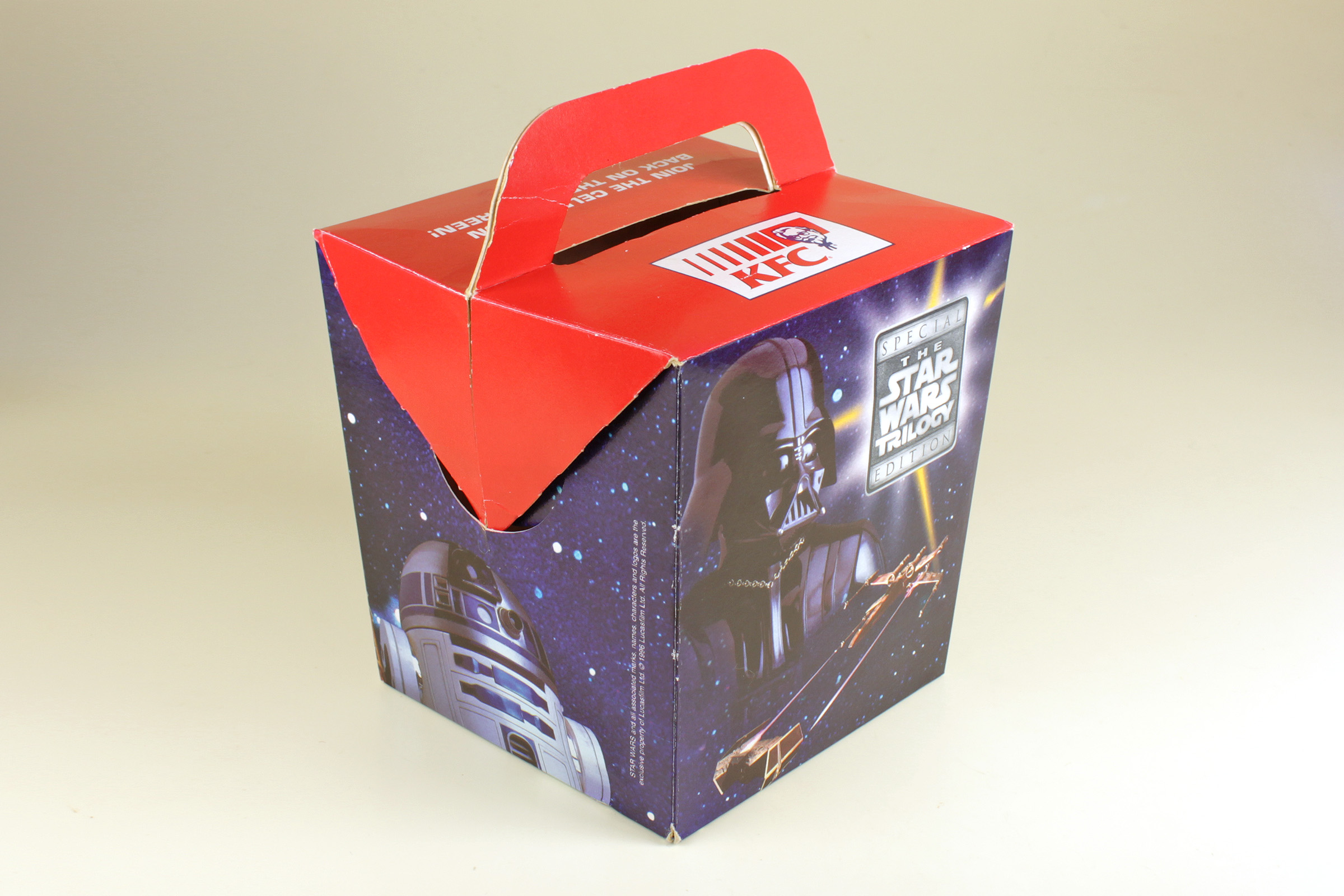 KFC Kid's Meal Box