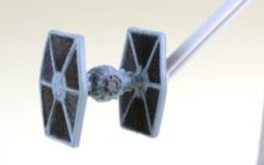 KFC TIE Fighter & X-Wing Battle