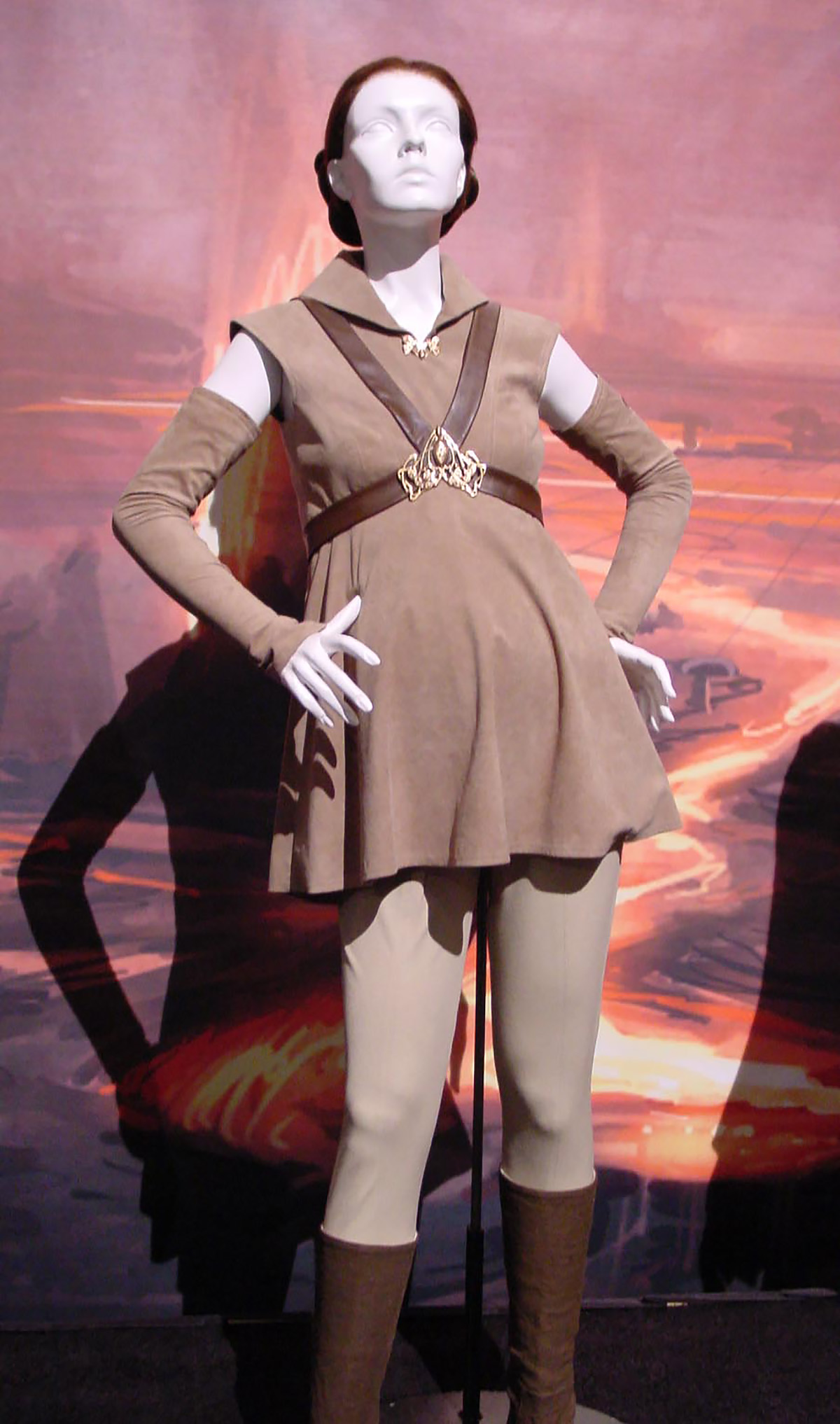 Episode 3 Padme Costume