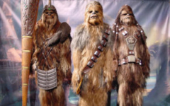Episode 3 Wookiee Costumes