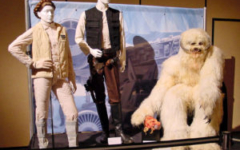 Empire Strikes Back Costumes and Wampa