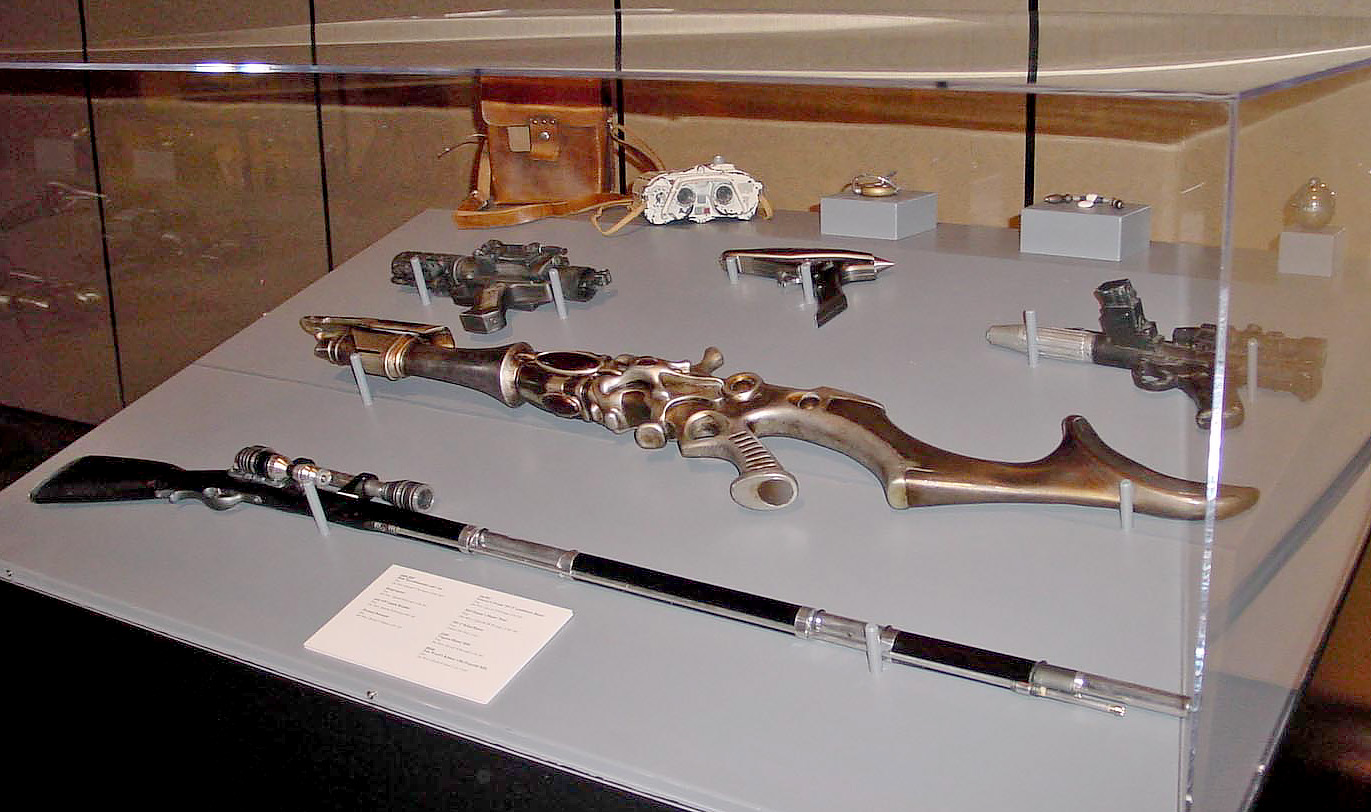 Weapons and Equipment Display Case