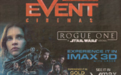 Rogue One, 15 December 2016
