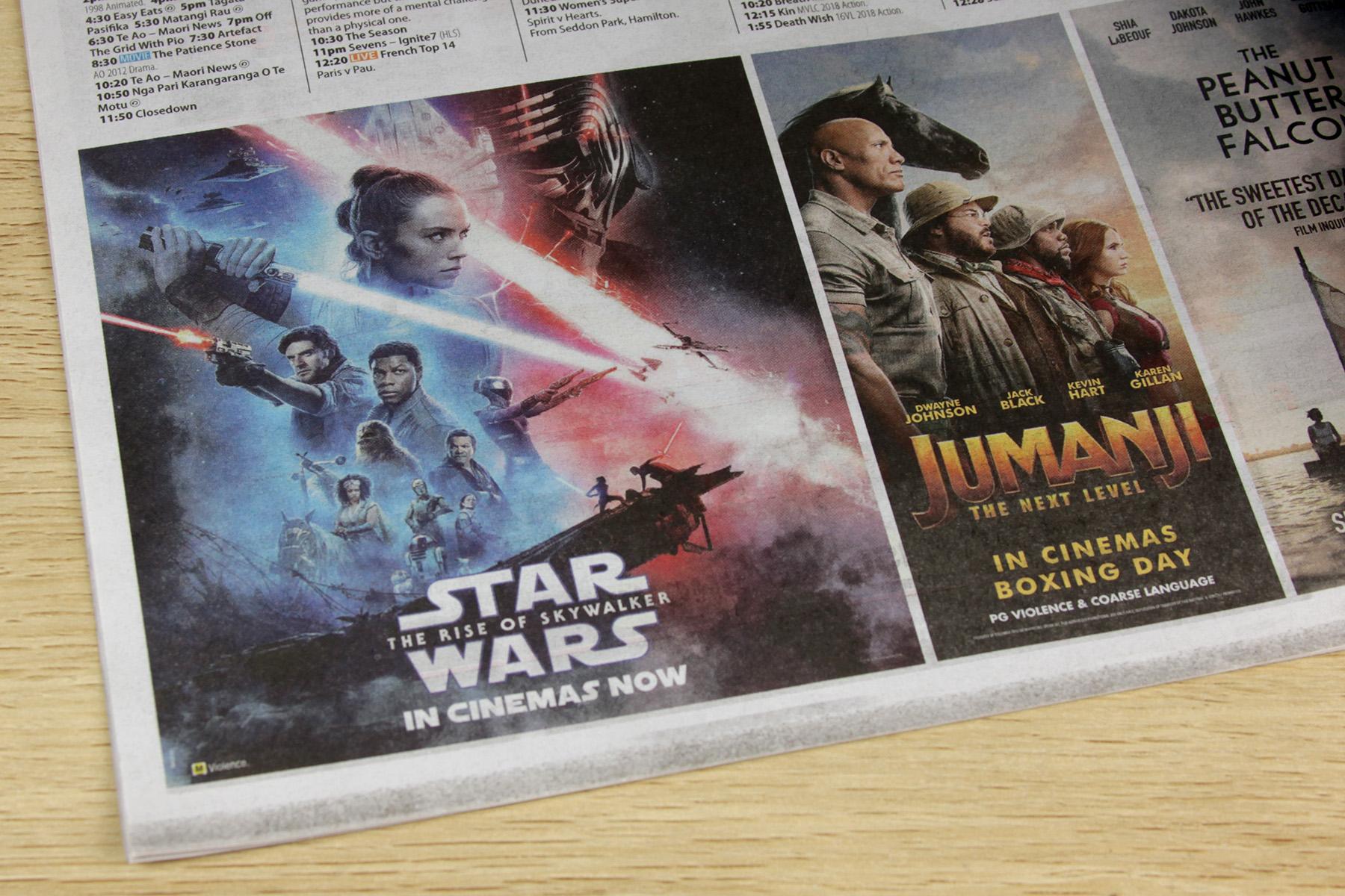 Sunday Star Times, 22 Dec 2019