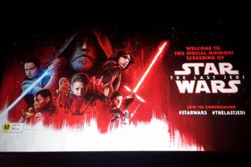 The Last Jedi Opens in NZ