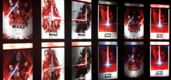 The Last Jedi Opens in NZ