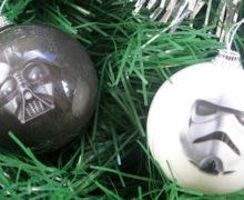 Star Wars Christmas Ornaments at The Warehouse