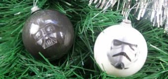 Star Wars Christmas Ornaments at The Warehouse
