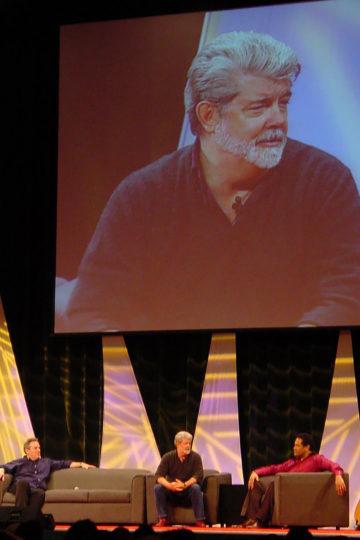 George Lucas, Celebration 3, Indianapolis