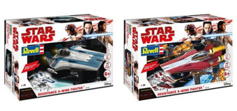 The Last Jedi Revell Kitsets at EB Games