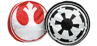 Imperial and Rebel Throw Pillow Set