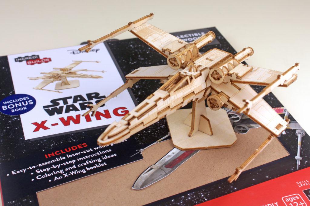 IncrediBuilds X-Wing