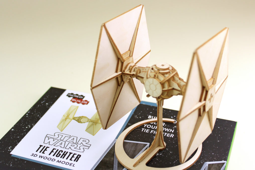 IncrediBuilds TIE Fighter