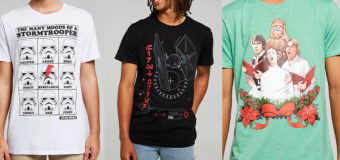 Latest Star Wars T-Shirts at Jay Jays