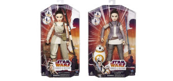 Forces of Destiny Rey Dolls at The Warehouse